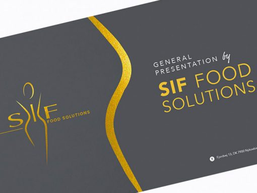 SIF Food Solutions